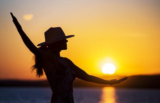 Life coaching, motivation, self realization concept