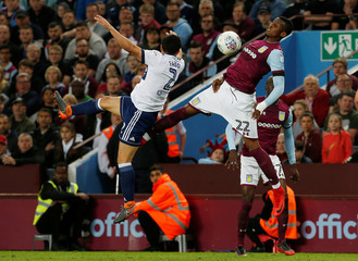 Championship Play Off Semi Final Second Leg - Aston Villa v Middlesbrough