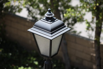 Street Lantern Close