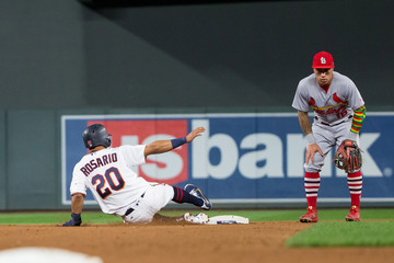 MLB: St. Louis Cardinals at Minnesota Twins