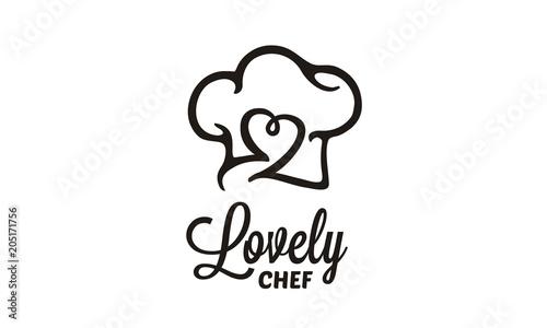 Chef / Restaurant logo design inspiration\