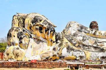 ワット・ローカヤスターラーム Wat Lokayasutharam