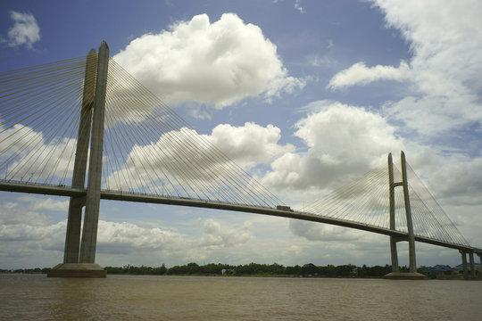 つばさ橋 カンボジア