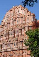 palais des Vents, Hawa Mahal, Rajasthan, Inde