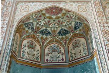 Fort d'Amber, Rajasthan, Inde