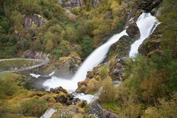 Cascade Kleivafossen
