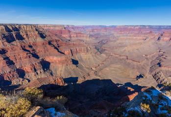 Grand Canyon South Rim Scenic Landscape
