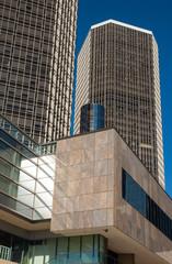 Towering Renaissance Building Detroit