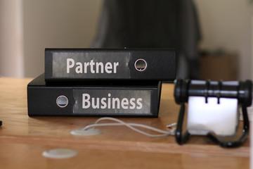 Business Partner Ordner