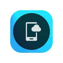 Creative App Button