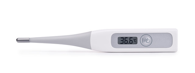 Electronic medical thermometer