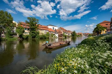 Klein Venedig in Bamberg / Bayern
