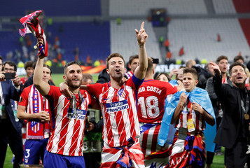 Europa League Final - Olympique de Marseille vs Atletico Madrid