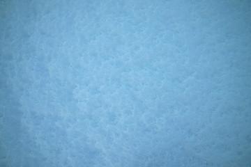 Snow field texture.