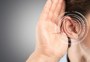 Hearing.