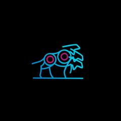 simple logo icon, design