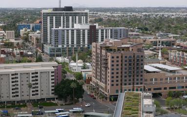View of Tempe, Arizona