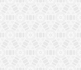seamless vector pattern. geometric ornament. interior decoration, wallpaper, presentation, fashion design.