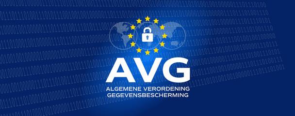 AVG - Algemene Verordening Gegevensbescherming