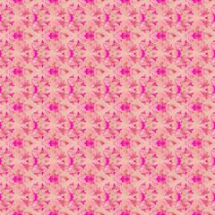 patter primaverile con fiori rosa
