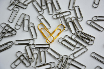 stationery clips