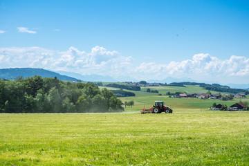 Landwirtschaft in Oberösterreich