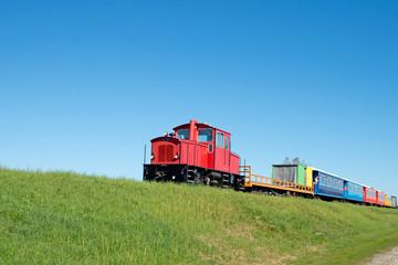 Inselbahn Langeoog, Hafenfahrt