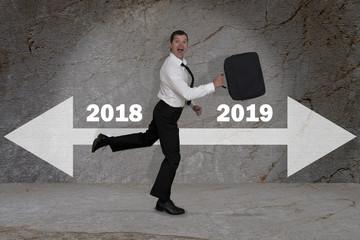 Neues Geschäftsjahr 2019