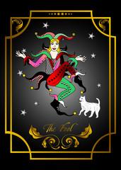 the joker card taro
