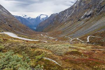 Gamle Strynefjellsvegen National Tourist Road
