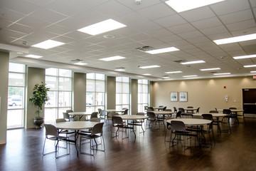 Common area or cafeteria