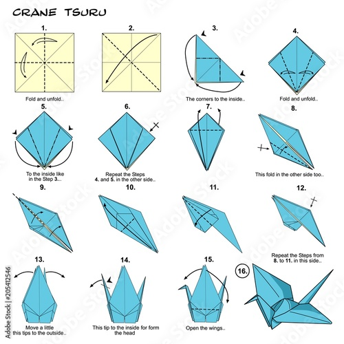 Image result for origami crane
