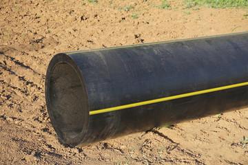 New pipeline of propylene DN 350