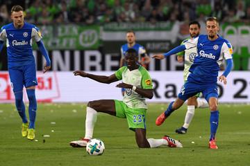 Bundesliga Promotion/Relegation Playoff First leg - VfL Wolfsburg v Holstein Kiel
