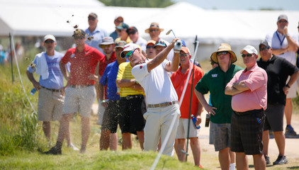 PGA: AT&T Byron Nelson - First Round