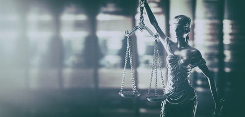 Legal law concept image banner style