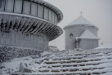 Snezka mountain, Krkonose national park, Czech Republic, Europe
