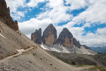 Three Peaks of Lavaredo, Dolomites
