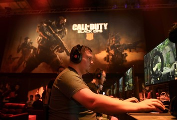 eSports: Call of Duty Black Ops 4 Community Reveal Event