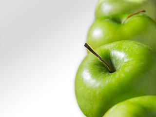 Rustic Green Granny Smith Apples