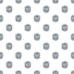 Pc data security pattern vector seamless repeat for any web design