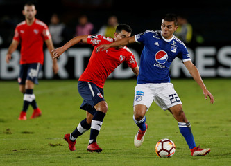 Soccer Football - Copa Libertadores - Colombia's Millonarios v Argentina's Independente