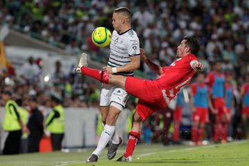 Football Soccer - Mexican First Division Final First Leg - Santos Laguna v Toluca