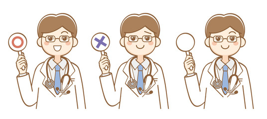 男性 医者