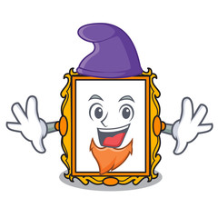 Elf picture frame character cartoon