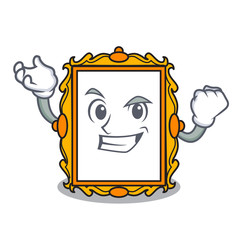 Successful picture frame character cartoon