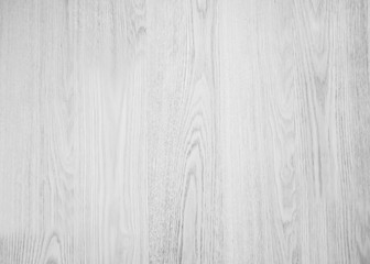 White plywood floor texture pattern plank surface pastel painted wall background.