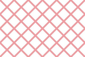 Geometric seamless pattern with intersecting lines, grids, cells. Criss-cross background in traditional tile style