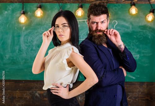 Dating a male school teacher