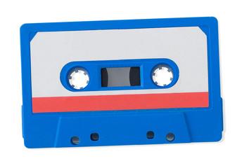 80' Tape audio colored blue